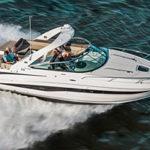 Sea Ray 370 Venture: в главной роли