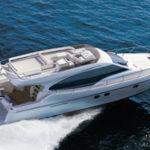 Ferretti 470: яхтинг для молодежи
